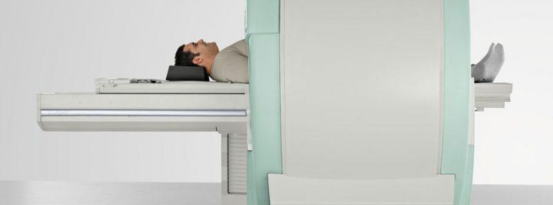 Premier diagnostic imaging open MRI eases discomfort