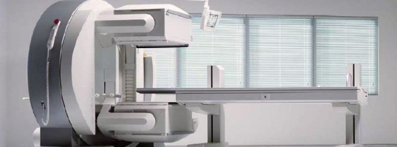 machine for nuclear medicine testing